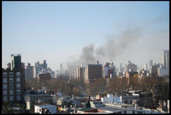 Así se ve actualmente la ciudad, en esta foto de Víctor Diamante.