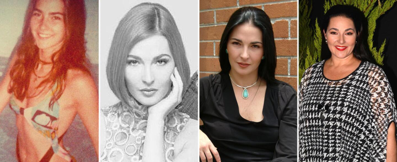 Eugenia Cauduro ayer y hoy