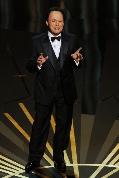 """Billy Crystal ha sido uno de los favoritos para presentar los """"scar y en..."""