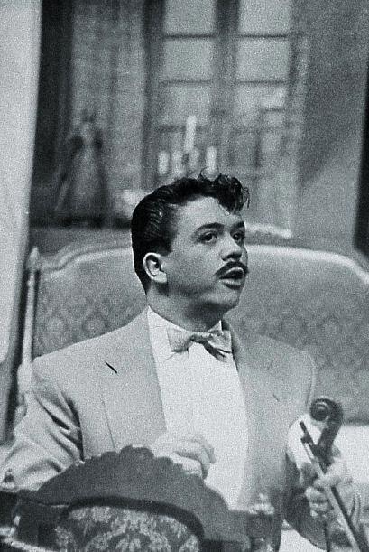 """Xavier López """"Chabelo"""" se inició en la televisión mexicana a los 19 años..."""