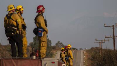 Ante los efectos devastadores de los incendios en California es momento de unirnos