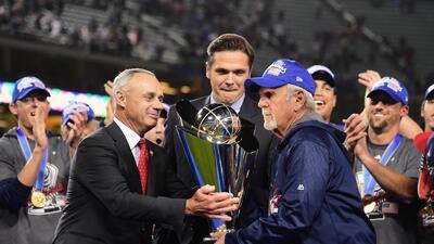 Estados Unidos: Campeón del Clásico Mundial de Beisbol 2017