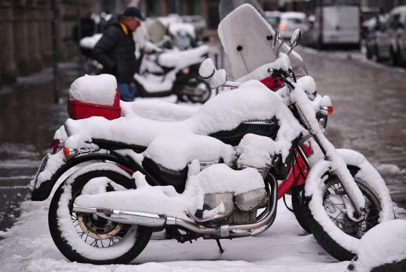 Moscú vivió el domingo pasado la noche más fría del invierno con 23 grad...