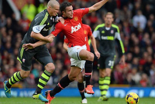 Siguió inisistiendo el Manchester United.