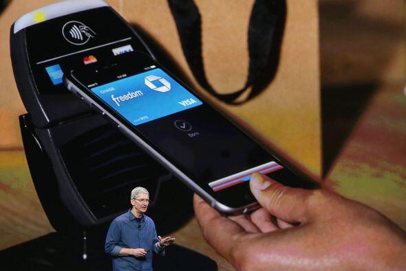 Apple asugura que su sistema de pago es sumamente seguro y fácil de usar.