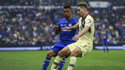 América y Cruz Azul clasificaron a la Concacaf Champions League... del 2020