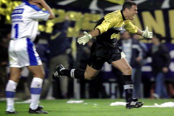 Ya en la final se enfrentó a Boca Juniors y cayó en tanda de penales lue...