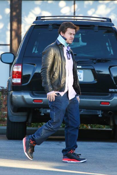 El 'look' de Matt Daemon no está nada mal, fue una lástima que el actor...