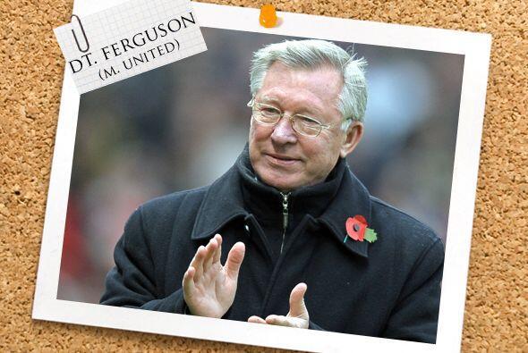 Estos talentosos jugadores son dirigidos por Sir Alex Ferguson, quien no...