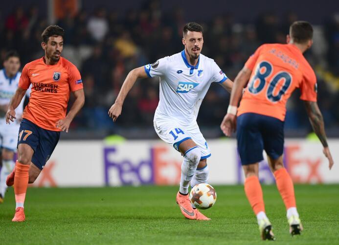 Ístanbul 1-1 Hoffenheim: en este mismo grupo, turcos y alemanes también...