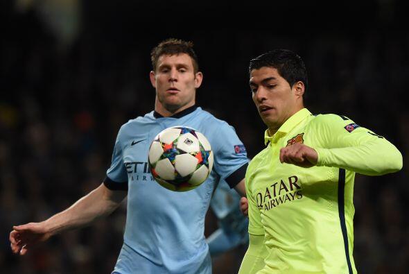 Luis Suárez se convirtió en el arma letal del Barcelona, el uruguayo ano...