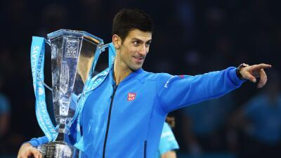 Djokovic vence a Federer y gana el Másters