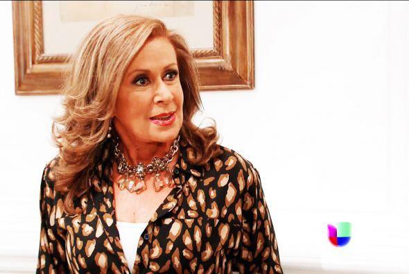 Esta mamá de telenovela es de lo más egoísta.