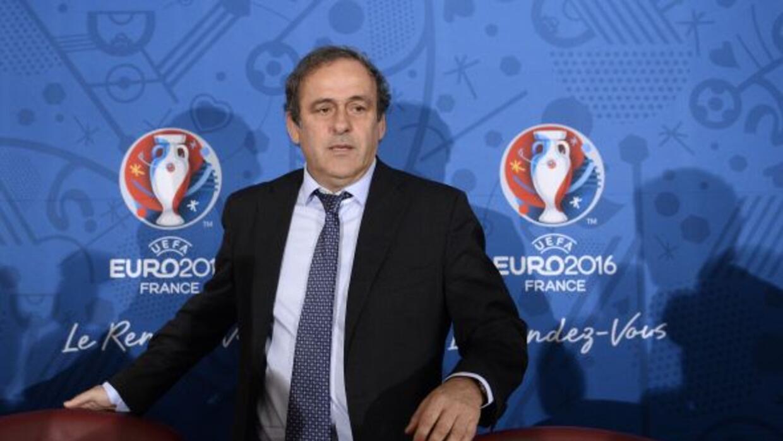 Michel Platini planea realizar una Euro sin una sede fija.