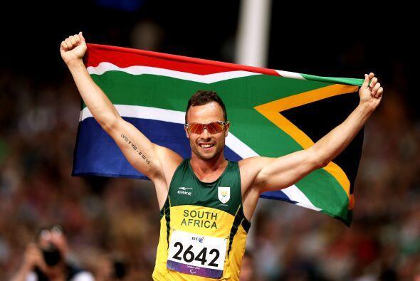 Pistorius se colocó como uno de los deportistas más inspiradores e icóni...