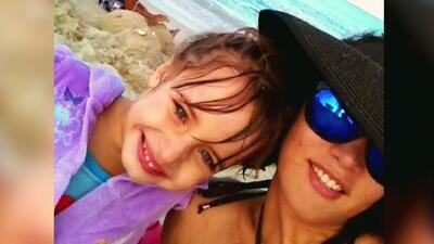 La hija de Mónica Spear ya se enteró que sus padres murieron