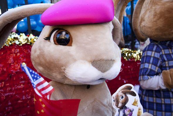 Este año se celebra el signo del conejo o liebre , el cual en la astrolo...