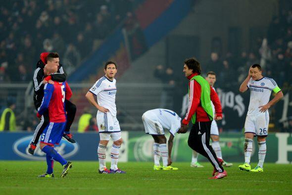 Una derrota que dejó claro que este Chelsea de José Mourinho aún no cami...