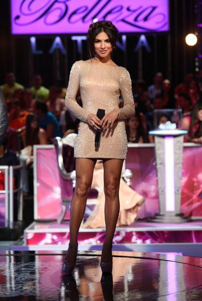 Sigue conectado para ver el estilo de Alejandra en Nuestra Belleza Latina.