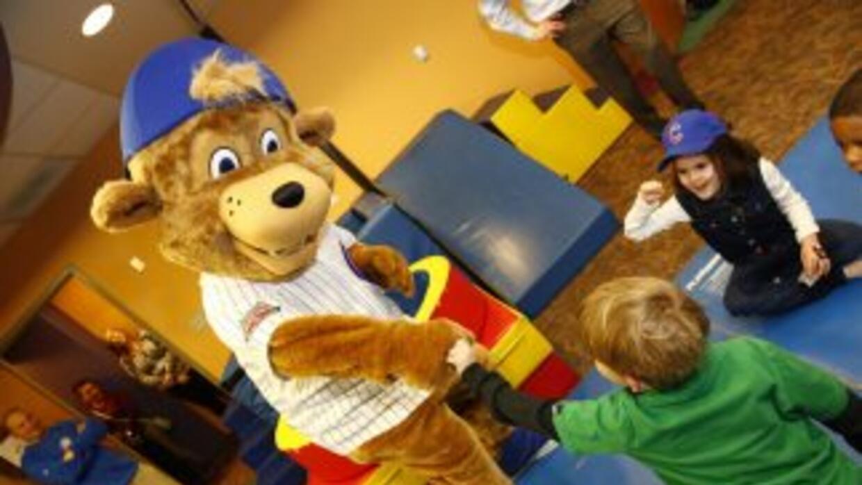 """Conoce a """"Clark"""" la nueva mascota de los Chicago Cubs"""