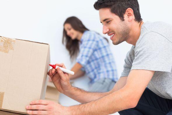 Haz un inventario mientras empaques cada caja. Tener este listado a mano...