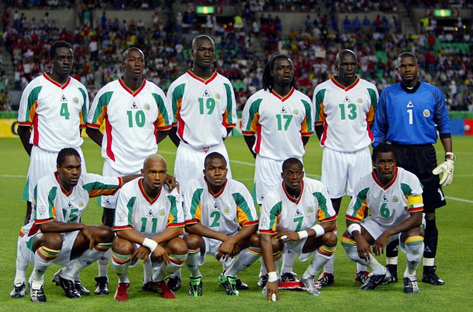 Para los senegaleses este será su segundo Mundial en su historia...
