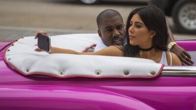 Las hermanas Kardashian en Cuba