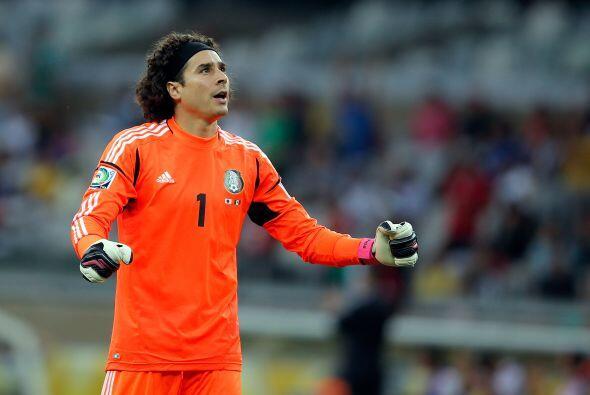 A Guillermo Ochoa se le ha vinculado con varios clubes, entre ellos Mars...