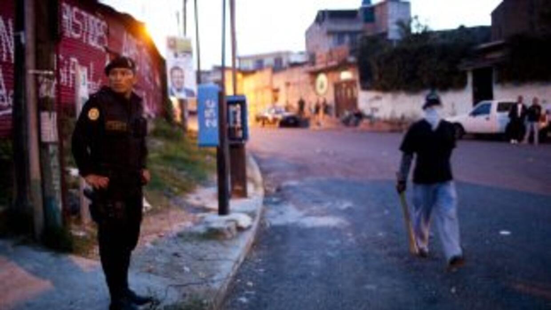Guatemala es una de las ciudades más violentas del país y de Centroaméri...