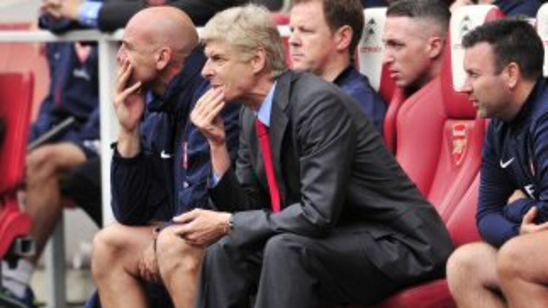 La falta de resultados de los 'Gunners' en pretemporada y en la primera...