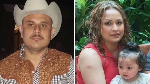 Verónica Mercado y su pequeña hija Linnete Cano fueron asesinadas en nov...