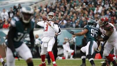 Buccaneers 45-17 Eagles: Jameis Winston empató pases de TD un en juego p...