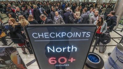 Aeropuerto de Atlanta encara cierre de gobierno y el Super Bowl LIII