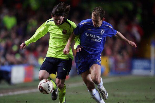 Volviendo con el Barcelona, el argentino tuvo una actuación destacada an...