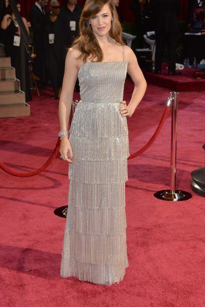 El vestido de Jennifer Garner muy parecido al de Carrie Underwood, &ique...