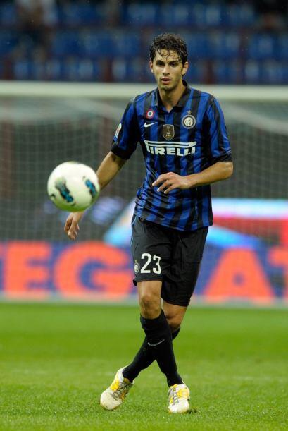 El joven de 23 años debutó con la selección italiana el 17 de noviembre...