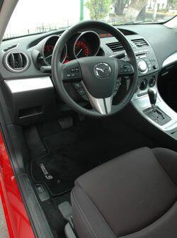 La calidad de los materiales en el interior es muy buena.