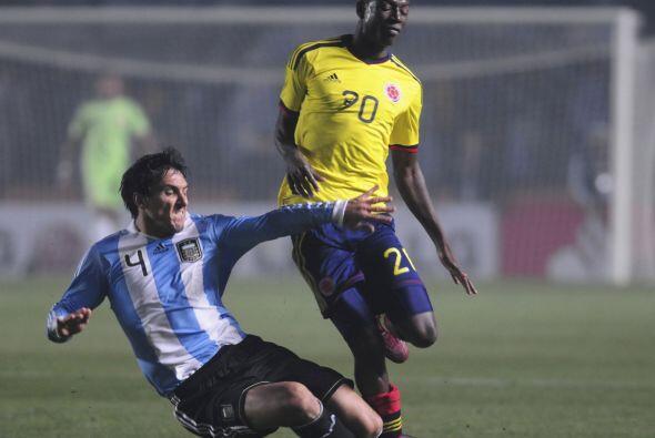 La velocidad de Gustavo Ramos fue veneno puro para la defensa argentina,...