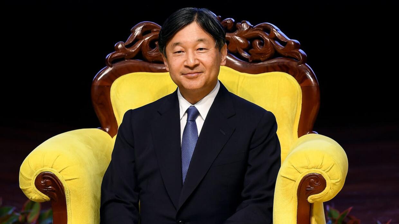 Naruhito, el príncipe heredero de Japón