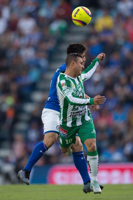 En Fotos: Cruz Azul y León se anulan, y empatan sin goles 20180120-4719.jpg