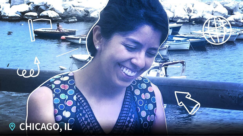 Lynda López: una voz joven para detener el desplazamiento lynda-lopez-ed...