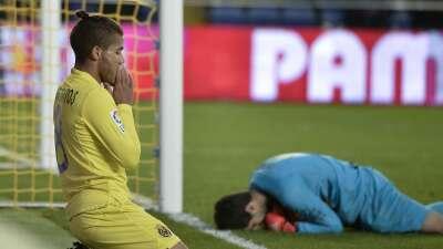 Villarreal rescató un punto ante Eibar