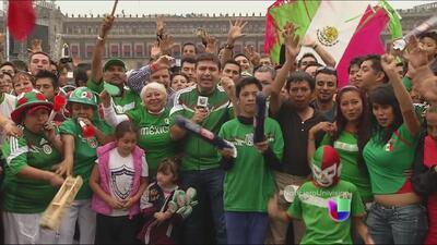 México se llena de orgullo y alegría al ver a su equipo clasificar a la...