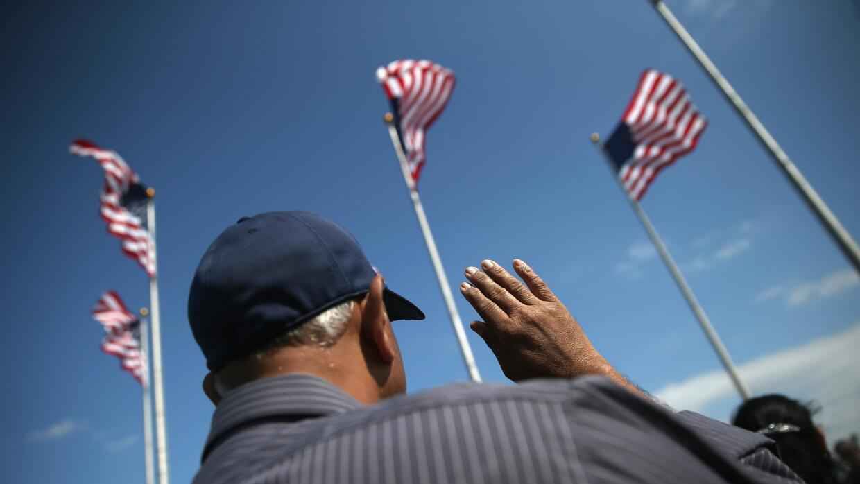 In total, 19.8 million of the nearly 45 million total immigrants living...