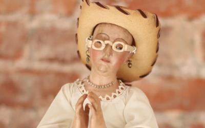 En las colonias Juárez y Santa María la Ribera veneran a S...