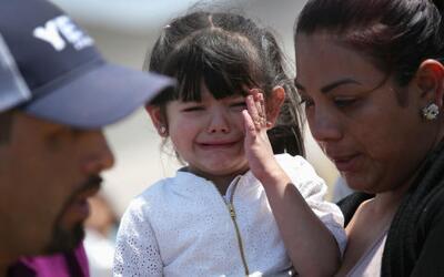 Los pediatras temen por las secuelas que el estrés dejará...