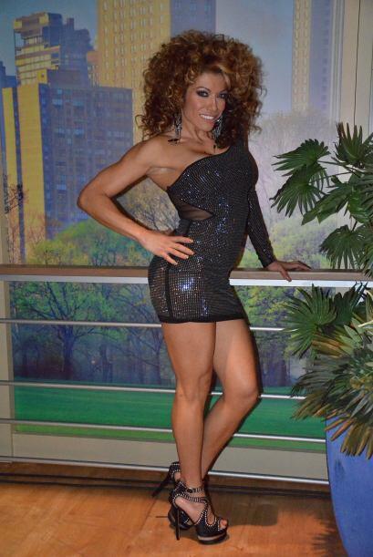 Denisse es mexicana, aunque actualmente vive en Las Vegas, Nevada, donde...