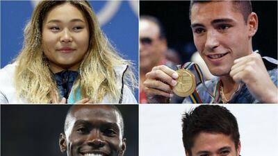 Atletas inmigrantes, orgullo de los Estados Unidos en los Juegos Olímpicos
