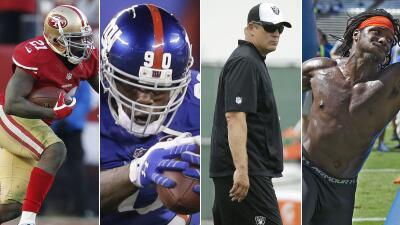 Planear en un deporte con una tasa alta de lesiones es imposible (AP-NFL).