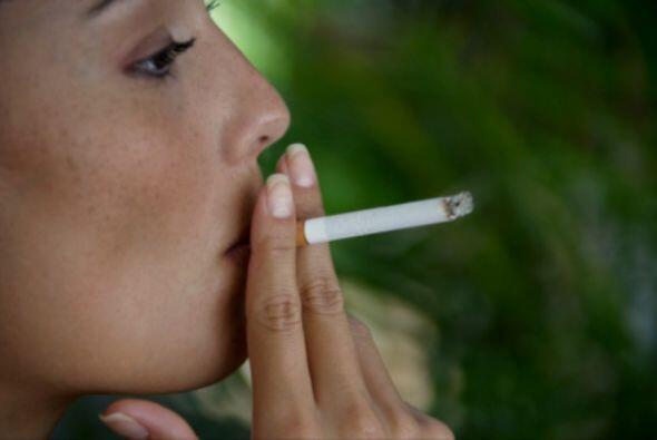 Cuando tienes la adicción de fumar, tu cuerpo tiene una adicción a la ni...